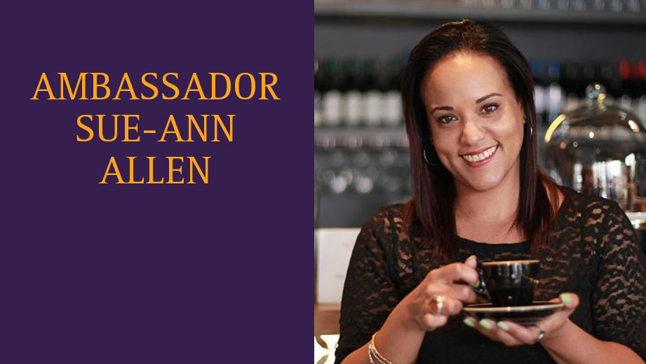 Veggie Box Ambassado Sue-Ann Allen