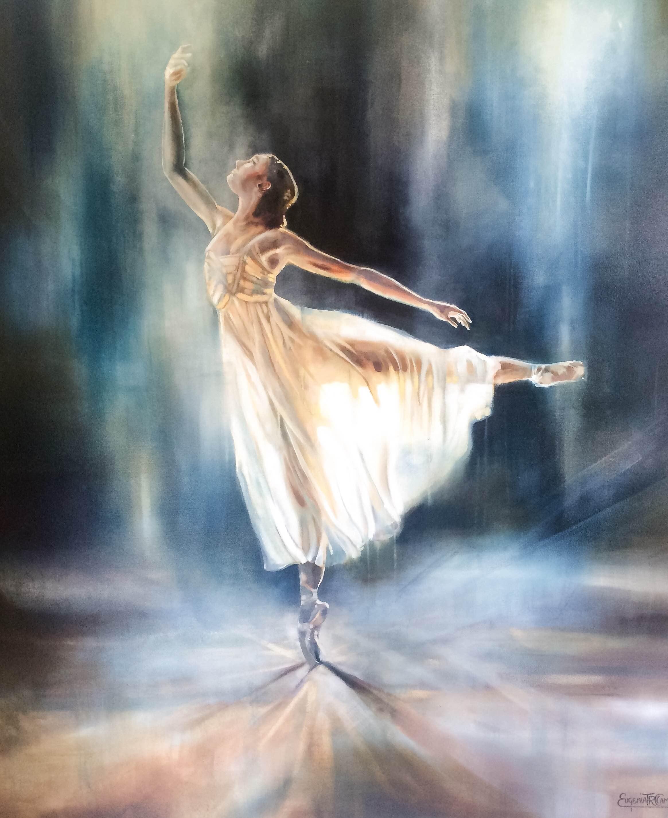 Eugenia - Ballet Dancer (1)